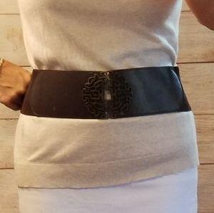 🍂Wide Stretch Accent Belt